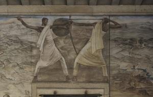 Santaga soldati eritrei