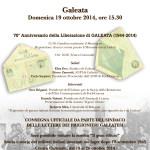 VOLANTINO X GALEATA