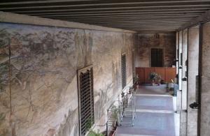 degrado porticato Santagata