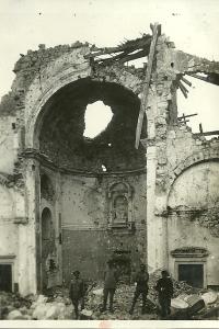 Dopo il bombardamento