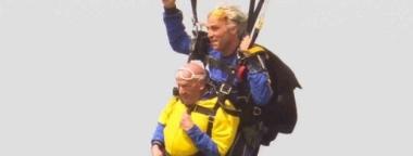 Modesto con il Paracadute