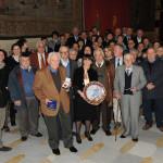 Pres.Sereni incontra gruppo di Gualdo Tadino 04.02.2014