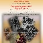 locandina evento 21.10.2017 - Sogno di Guerra