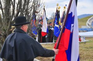 Onore al colonello Ivan Piuk eroe della Slovenia