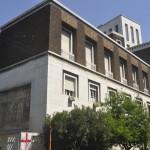 la sede storica dell'A.N.M.I.G. a Milano