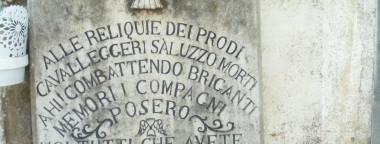 LAPIDE CIMITERO VENOSA