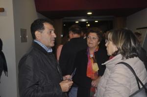 L'Assessore alla Cultura del Comune di Pordenone e le insegnanti Serena e Gaspardo