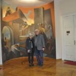 L'opera di Tullio Crali a Gorizia nella Casa del Mutilato