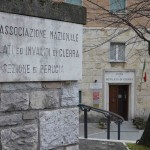 Casa del Mutilato Perugia sede comitato regionale e provinciale