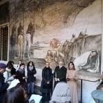 conf stampa affreschi