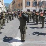 Manifestazione per il Centenario Anmig Terni