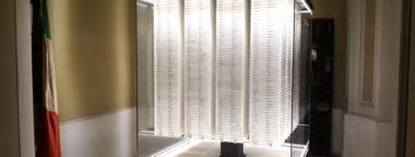 Cappella votiva dedicata ai Caduti di tutte le guerre nel Santuario della Madonna del Pianto a Foligno